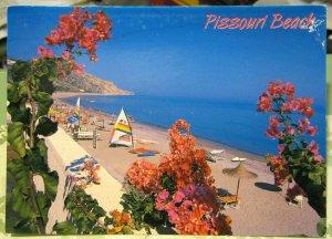 Cyprus Pissouri Beach - unposted