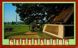 Pennsylvania Gettysburg High Water Mark Gettysburg National Military Park 1997