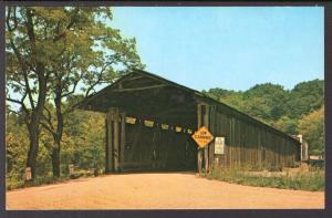 Covered Bridge,Harpersfield,OH