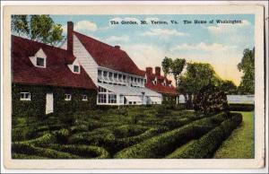 The Garden, Mt Vernon VA