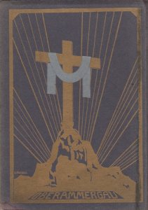 OBERAMMERGAU , Germany , 00-10s ; 10 Postcard booklet of Passion Play & Town