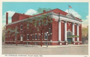 GRAND ISLAND , Nebraska , 1930-40s ; The Liederkranz Auditorium