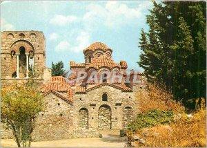 Postcard Modern Mistra St. Sophia