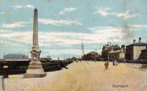 Vintage c1900's Postcard SOUTHPORT by Shurey's Publications
