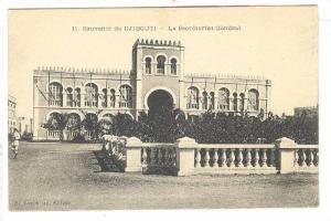 Le Secretariat General, Djibouti, Africa, 1900-1910s