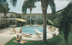 ST PETERSBURG , Florida , 50-60s ; Quality Courts Motel