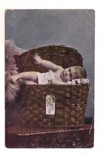 Baby in a Basket, Fragile Handle with Care, The Star Series, G D & D London