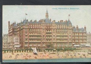 Sussex Postcard - Hotel Metropole, Brighton    T9062