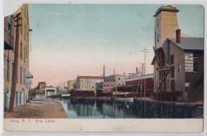 Erie Canal, Utica NY