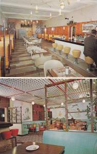 El Strato stereophonic lounge, Halifax , Nova Scotoa , Canada , 50-60s