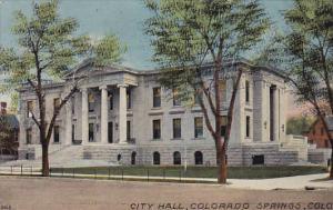 Colorado Colorado Springs City Hall