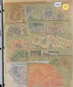 s3260 Stamp Accumulation Central America Latin America