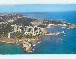 Unused Pre-1980 FORT GERONIMO BY HILTON HOTEL San Juan Puerto Rico PR c0537