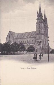 Switzerland Basel Das Muenster