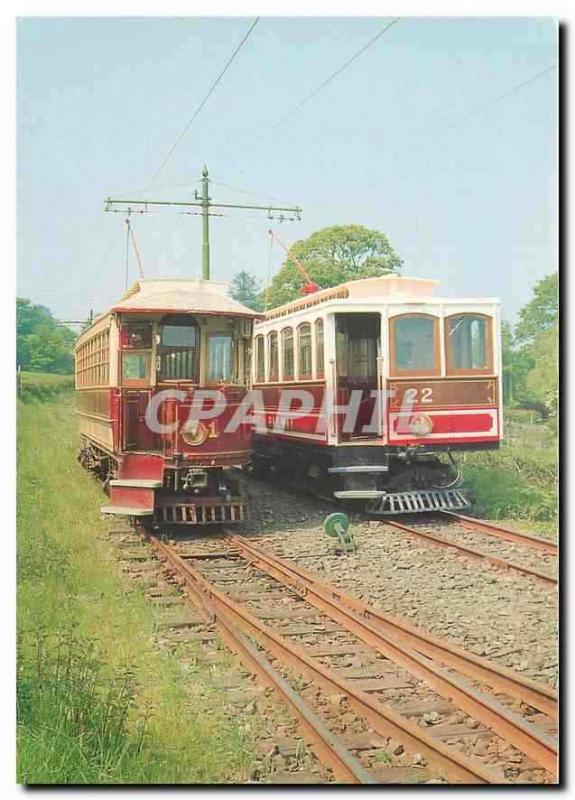 CPM 1 AND 22 MANX ELECTRIC RAILWAY