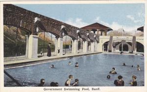 Canada Government Swimming Pool Banff Alberta