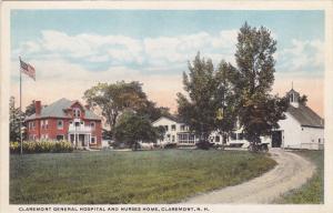 Claremont General Hospital & Nurses Home , CLAREMONT , New Hampshire , 00-10s