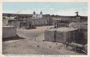 Pueblo of ISLETA, New Mexico, 1910s
