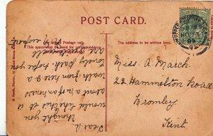 Genealogy Postcard - Ancestor History - March - Bromley - Kent   U2532