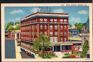Virginia/Tennessee Hotel Bristol BRISTOL LINEN