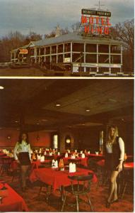 CT - Fairfield. Merritt Parkway Motor Inn & Restaurant Hi-Ho