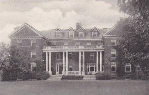 Massachusetts Northampton Chapin House Smith College Albertype