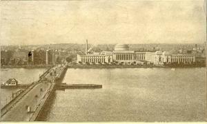MA - Cambridge, The New Massachusetts Institute of Technology
