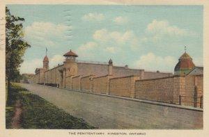 The Penitentiary , KINGSTON , Ontario , Canada , 1937