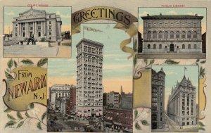 NEWARK , New Jersey , 1913