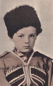 RP: Freddie Bartholomew, Autographed, English-American child actor, 1930-50s