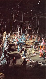Ringling Brothers Varnum & Bailey Circus Post Cards Super Spectacle Sublime T...