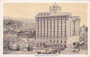 Exterior, Hotel Utah, Salt Lake City, Utah, 00-10s
