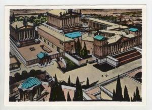 RP, Baalbek-Reconstitution Of Temple, Lebanon, 1930-50s