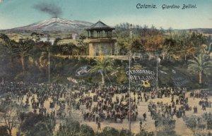 Catania , Italy, 1910s : Giardino Bellini
