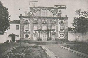 The Old Jesuits Church, Ponta Delgada, St. Michael's, Azores, Portugal, 1910-...