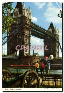 Modern Postcard Tower Bridge London