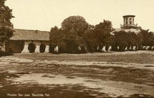 CA - Mission San Juan Bautista