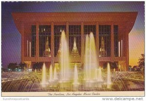 The Pavilion Los Angeles Music Center Los Angeles California