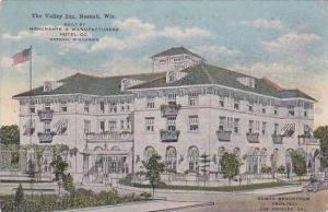 Wisconsin Neenah The Valley Inn 1910