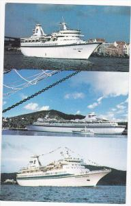 M/S Sun Viking, Song of Norway & Nordic Prince, Royal Carribean Cruise Line, ...