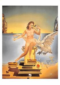 Nude - Salvado Dali