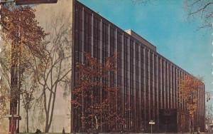 Art Bldg, Fredericton , New Brunswick , Canada , 50-60s