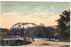 Lower Bridge, Unadilla NY