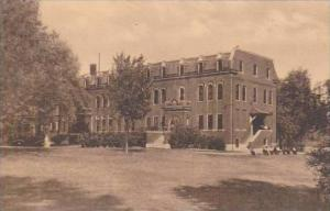 Illinois Belleville Administration Building St Henry's College Albertype