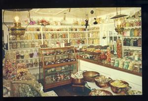 Smithville, New Jersey/NJ Postcard, Sweetshop Candy Shop