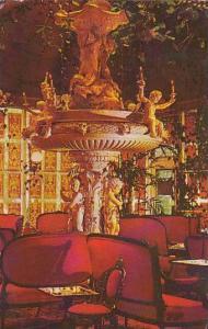 Florida Clearwater Red Velvet Lounge At The Kapok Tree inn 1970