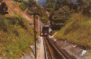 Malaysia Penang The Penang Hill Railway