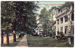 Madison Ave, Albany NY