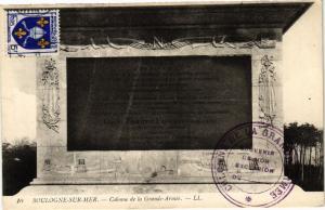 CPA Boulogne-Sur-Mer - Colonne de la Grande Armee (129979)