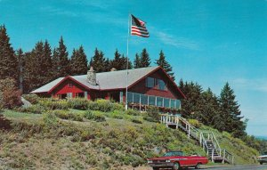 Vermont Marlboro Skyline Restaurant On Hogback Mountain sk6605